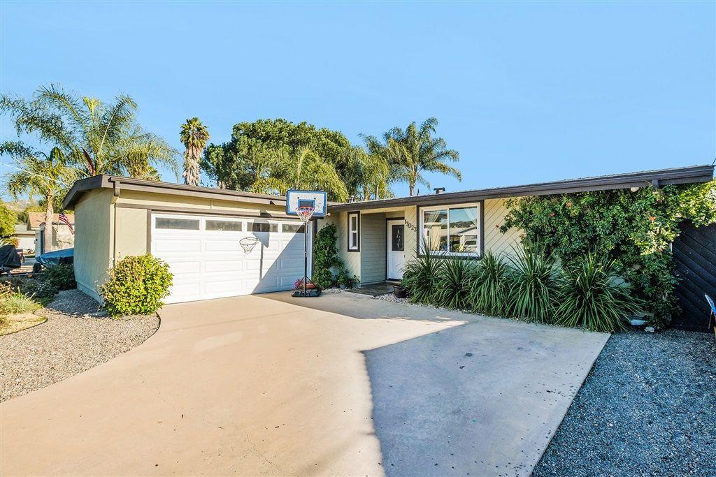 Main Photo: POWAY House for sale : 3 bedrooms : 13023 Neddick Ave