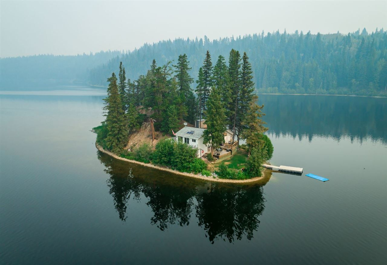 Main Photo: EAST BAY ISLAND: Cluculz Lake House for sale (PG Rural West (Zone 77))  : MLS®# R2344719