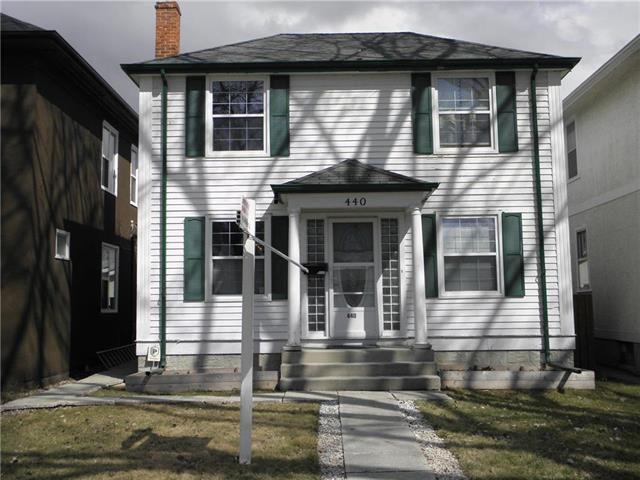Main Photo: 440 St Jean Baptiste Street in Winnipeg: St Boniface Residential for sale (2A)  : MLS®# 1908747