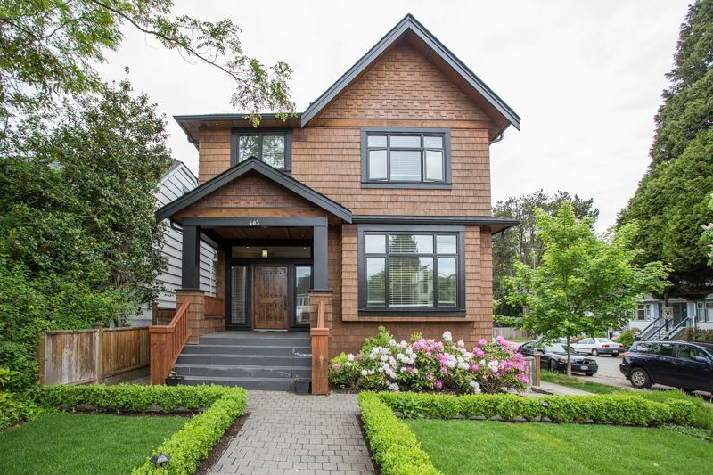 Main Photo: 403 W 19TH Avenue in Vancouver: Cambie House for sale (Vancouver West)  : MLS®# R2367913
