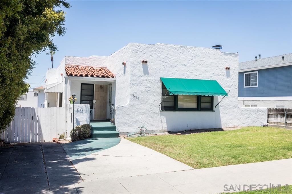Main Photo: NORTH PARK Property for sale: 4468/70 Arizona St in San Diego