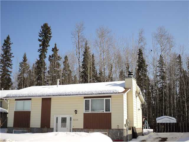 """Main Photo: 5244 TAMARACK in Fort Nelson: Fort Nelson -Town House for sale in """"EAST SUBDIVISION"""" (Fort Nelson (Zone 64))  : MLS®# N208220"""