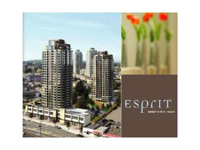Main Photo: 2205 7328 ARCOLA Street in Burnaby: Highgate Condo for sale (Burnaby South)  : MLS®# V890985