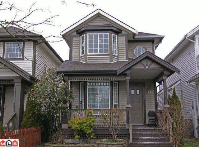 "Main Photo: 18543  64B AV in Surrey: Cloverdale BC House for sale in ""Heatland"" (Cloverdale)  : MLS®# F1106383"