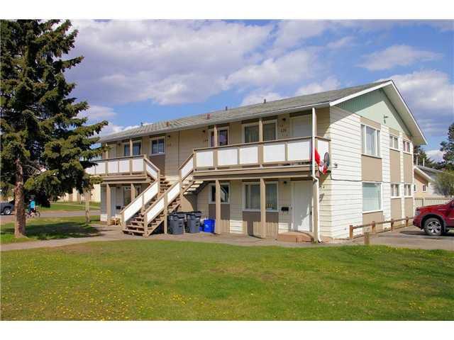 Main Photo: 120 - 126 BOYD Street in Prince George: Heritage House Fourplex for sale (PG City West (Zone 71))  : MLS®# N244874