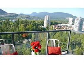 "Main Photo: 1909 1178 HEFFLEY Crescent in Coquitlam: North Coquitlam Condo for sale in ""OBELISK"" : MLS®# R2021255"