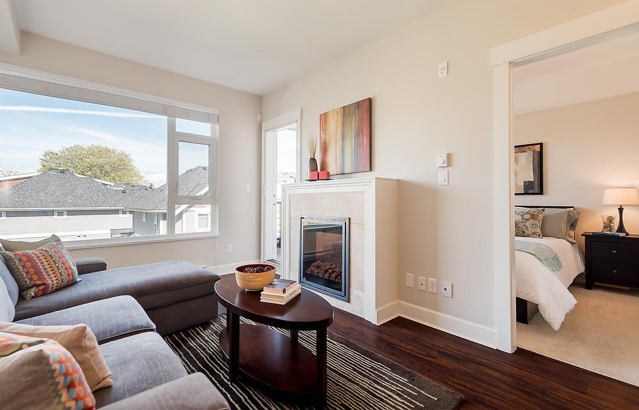 "Main Photo: 304 6611 ECKERSLEY Road in Richmond: Brighouse Condo for sale in ""MODENA"" : MLS®# R2029076"