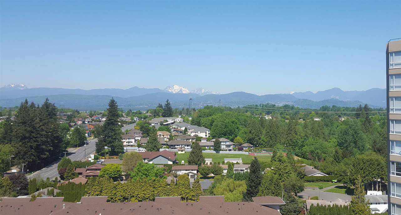 """Main Photo: 1503 3150 GLADWIN Road in Abbotsford: Central Abbotsford Condo for sale in """"REGENCY PARK"""" : MLS®# R2060464"""