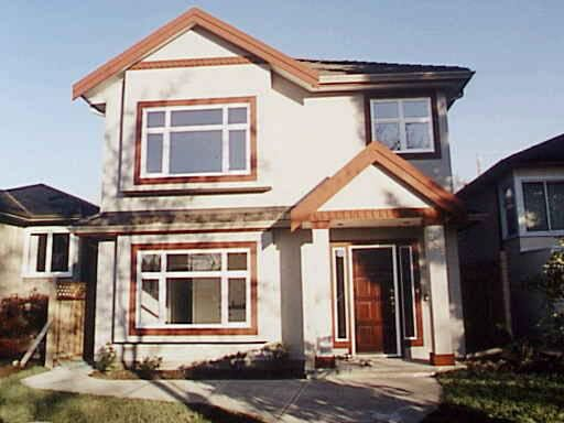 Main Photo: 231 E 46TH AVENUE in : Main House for sale : MLS®# V243398