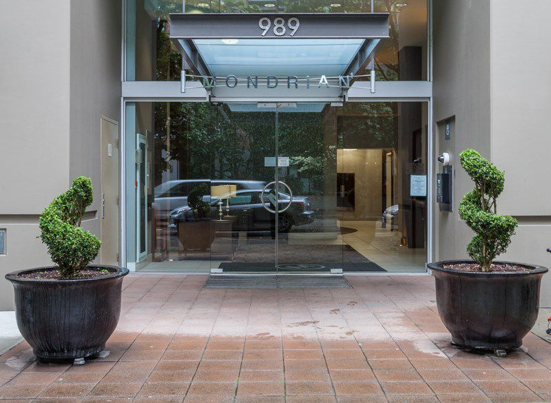 Main Photo: 1602 989 RICHARDS Street in Vancouver: Downtown VW Condo for sale (Vancouver West)  : MLS®# R2074487