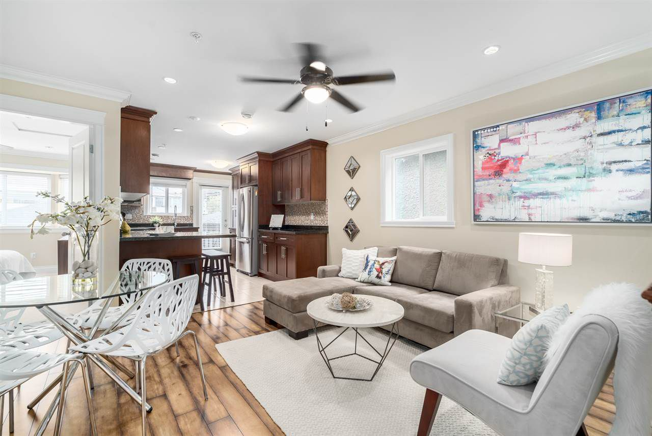 """Main Photo: 1391 E 61ST Avenue in Vancouver: South Vancouver House for sale in """"SOUTH VANCOUVER/KNIGHT ST"""" (Vancouver East)  : MLS®# R2087482"""