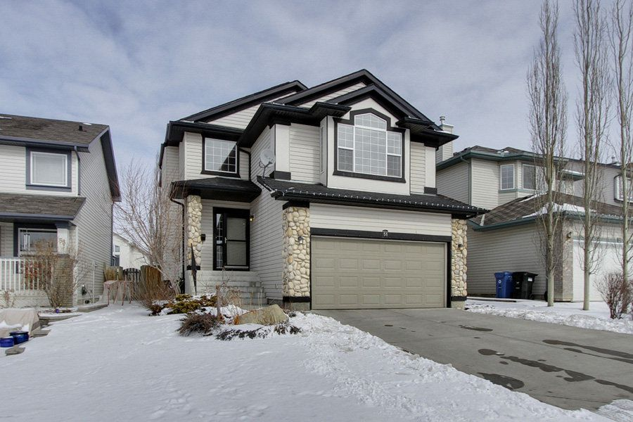 Main Photo: 51 Tuscany Hills Close NW in Calgary: House for sale : MLS®# C3606491