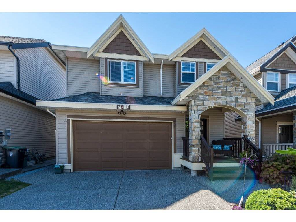 Main Photo: 7813 211A Street in Langley: Willoughby Heights House for sale : MLS®# R2122067