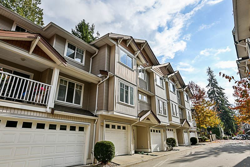 """Main Photo: 41 12711 64 Avenue in Surrey: West Newton Townhouse for sale in """"Palette on the Park"""" : MLS®# R2219294"""