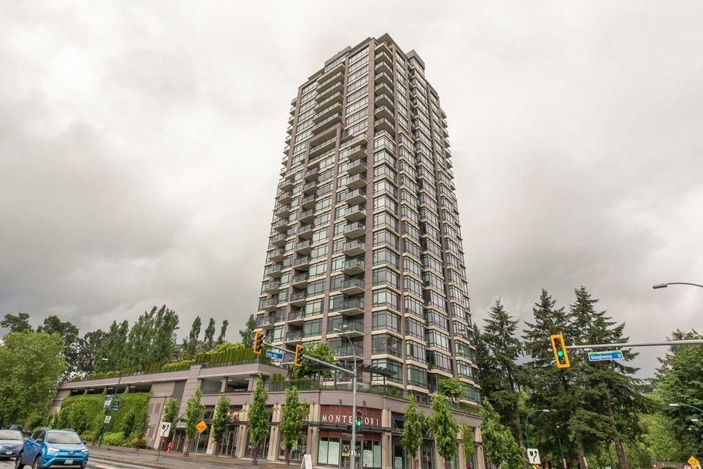 "Main Photo: 702 2789 SHAUGHNESSY Street in Port Coquitlam: Central Pt Coquitlam Condo for sale in ""THE SHAUGHNESSY"" : MLS®# R2220546"