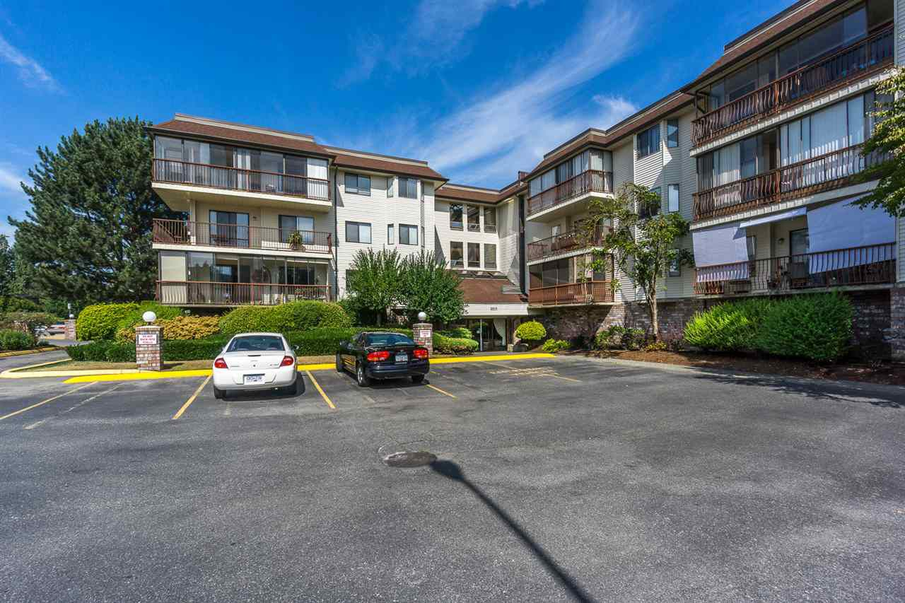 Main Photo: 305 2414 CHURCH STREET in : Abbotsford West Condo for sale (Abbotsford)  : MLS®# R2201490