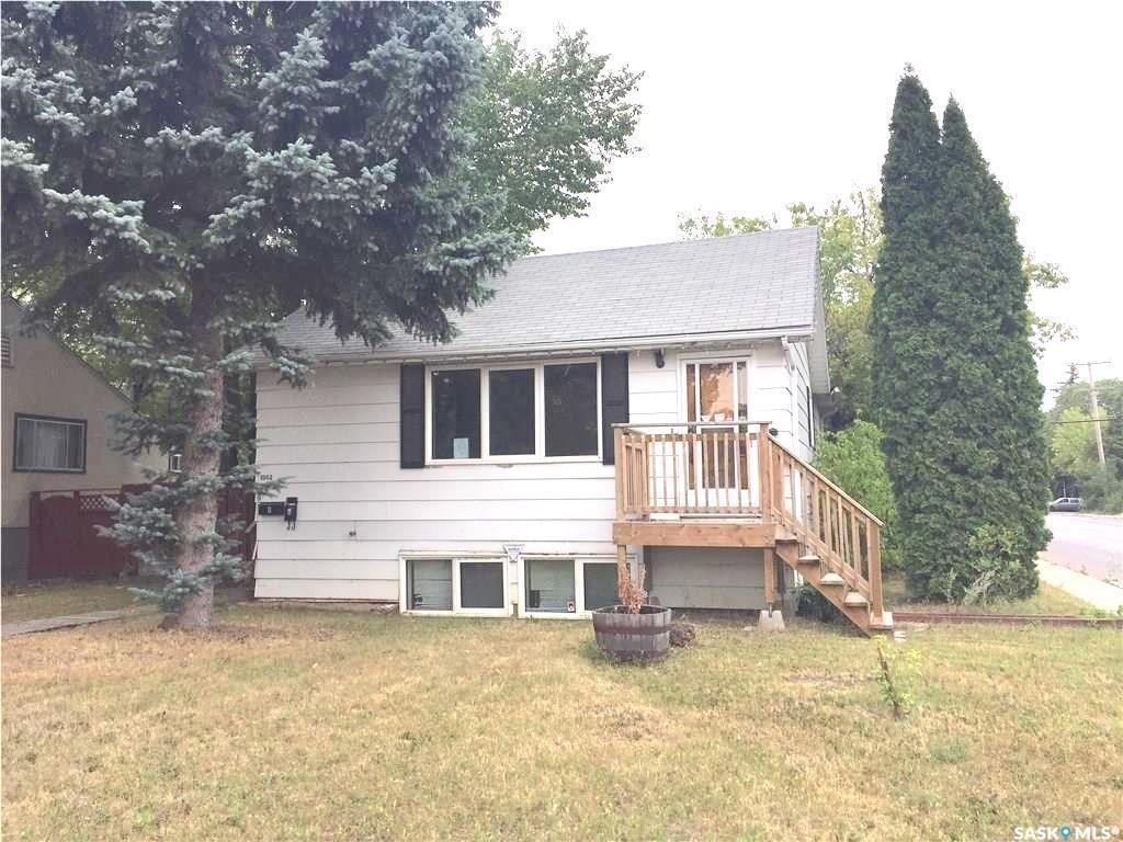Main Photo: 1002 Princess Street in Regina: Washington Park Residential for sale : MLS®# SK741202
