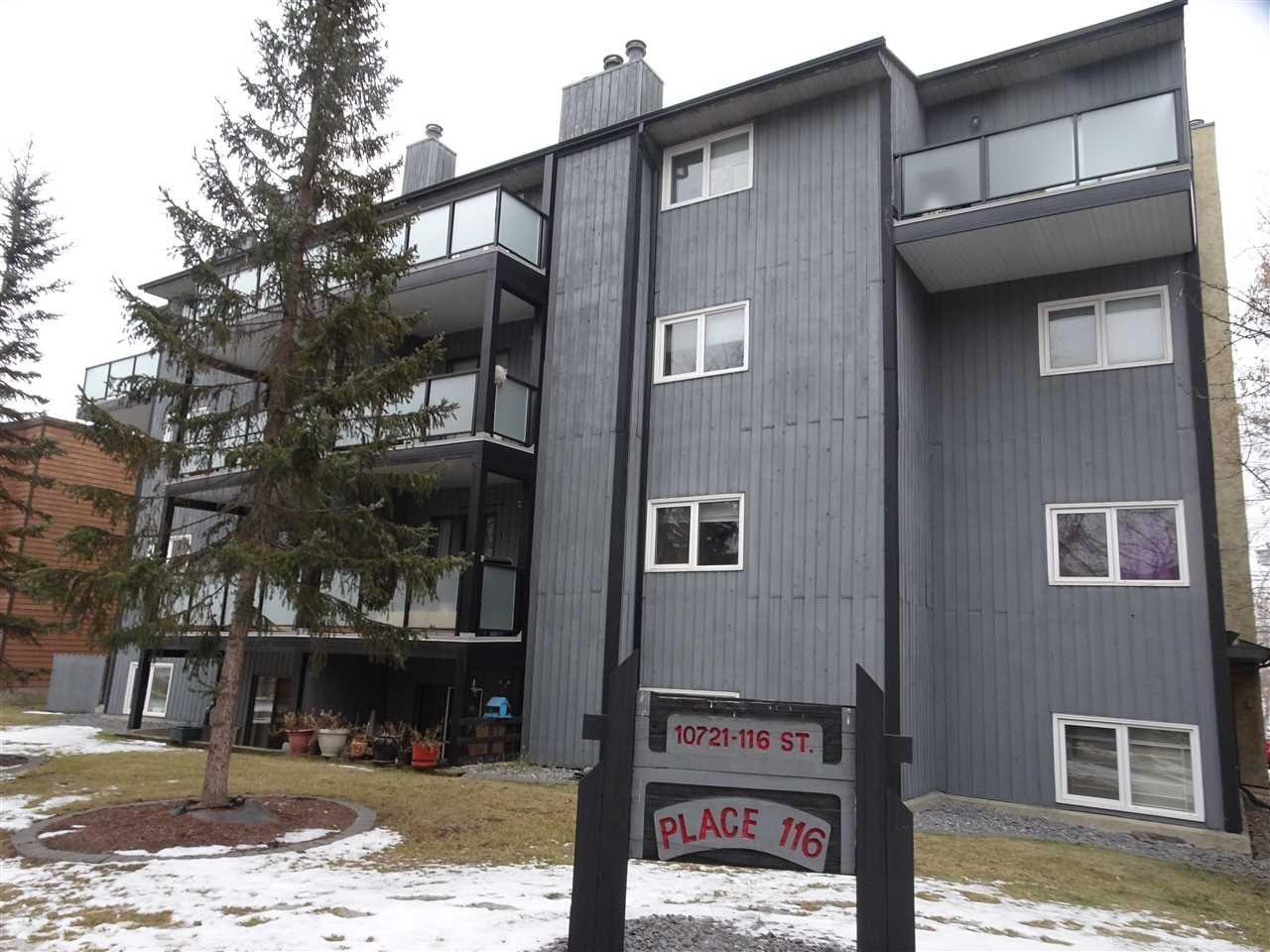 Main Photo: 2 10721 116 Street in Edmonton: Zone 08 Condo for sale : MLS®# E4136892