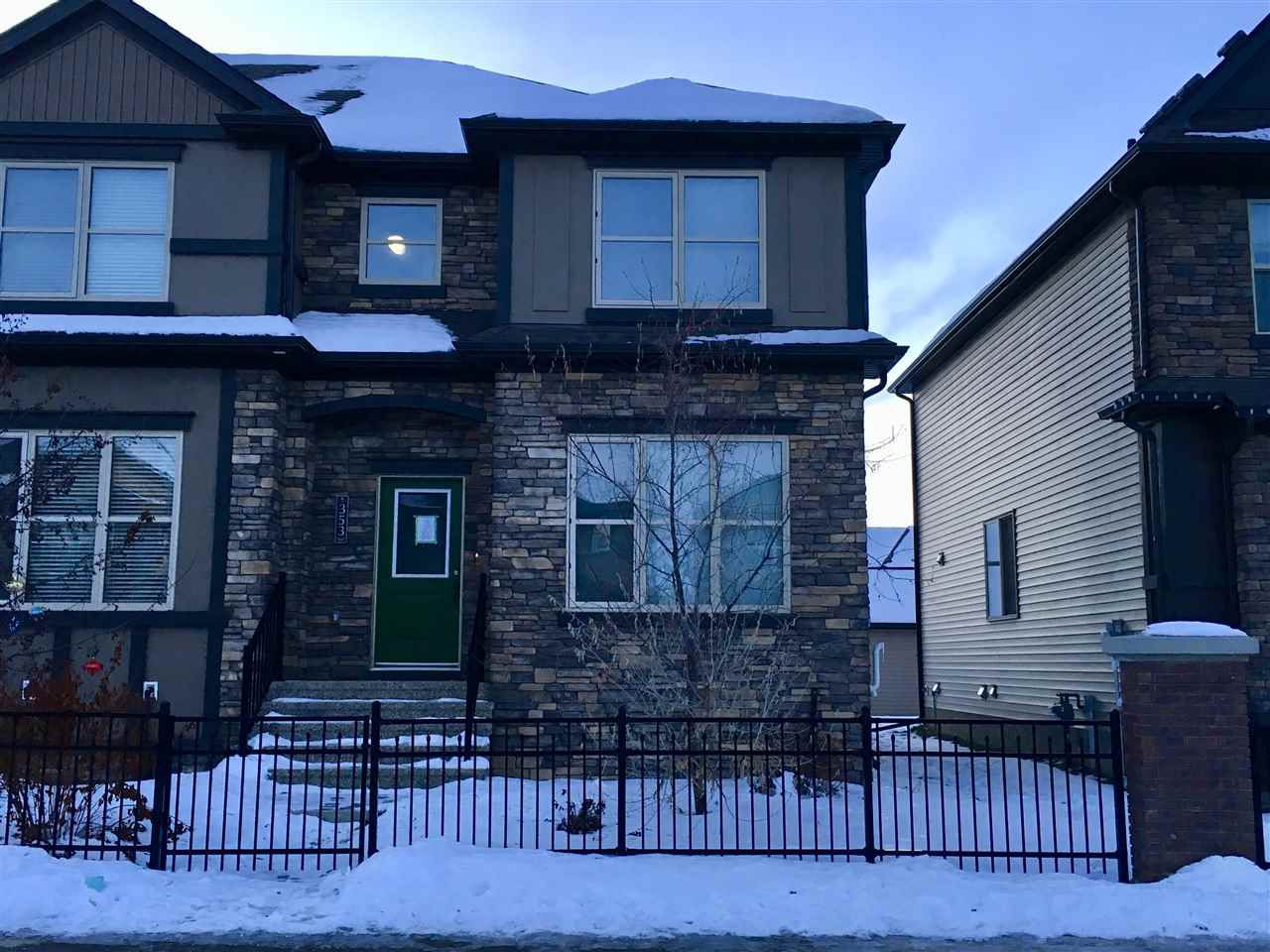 Main Photo: 353 PIONEER Road: Spruce Grove Attached Home for sale : MLS®# E4140008