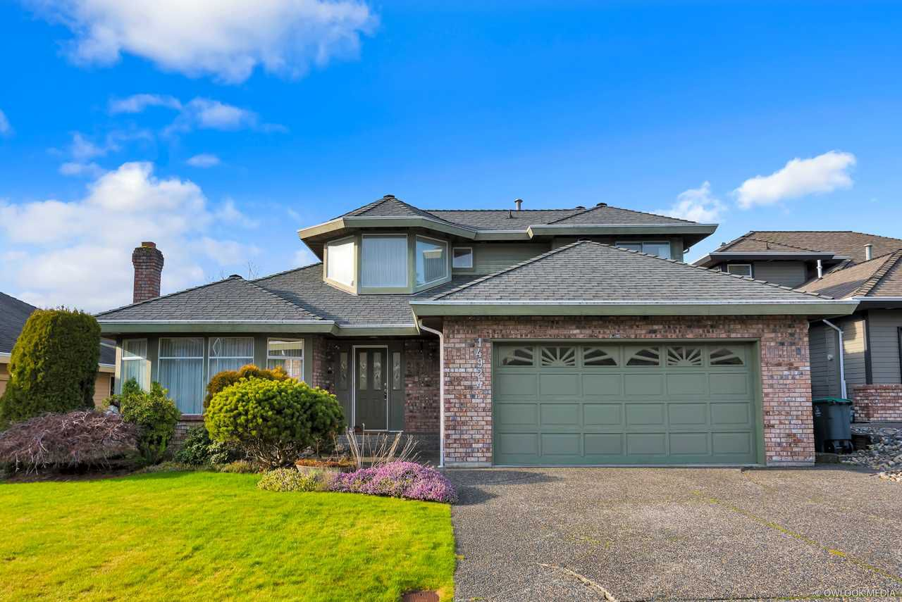 Main Photo: 14924 21B Avenue in Surrey: Sunnyside Park Surrey House for sale (South Surrey White Rock)  : MLS®# R2331865