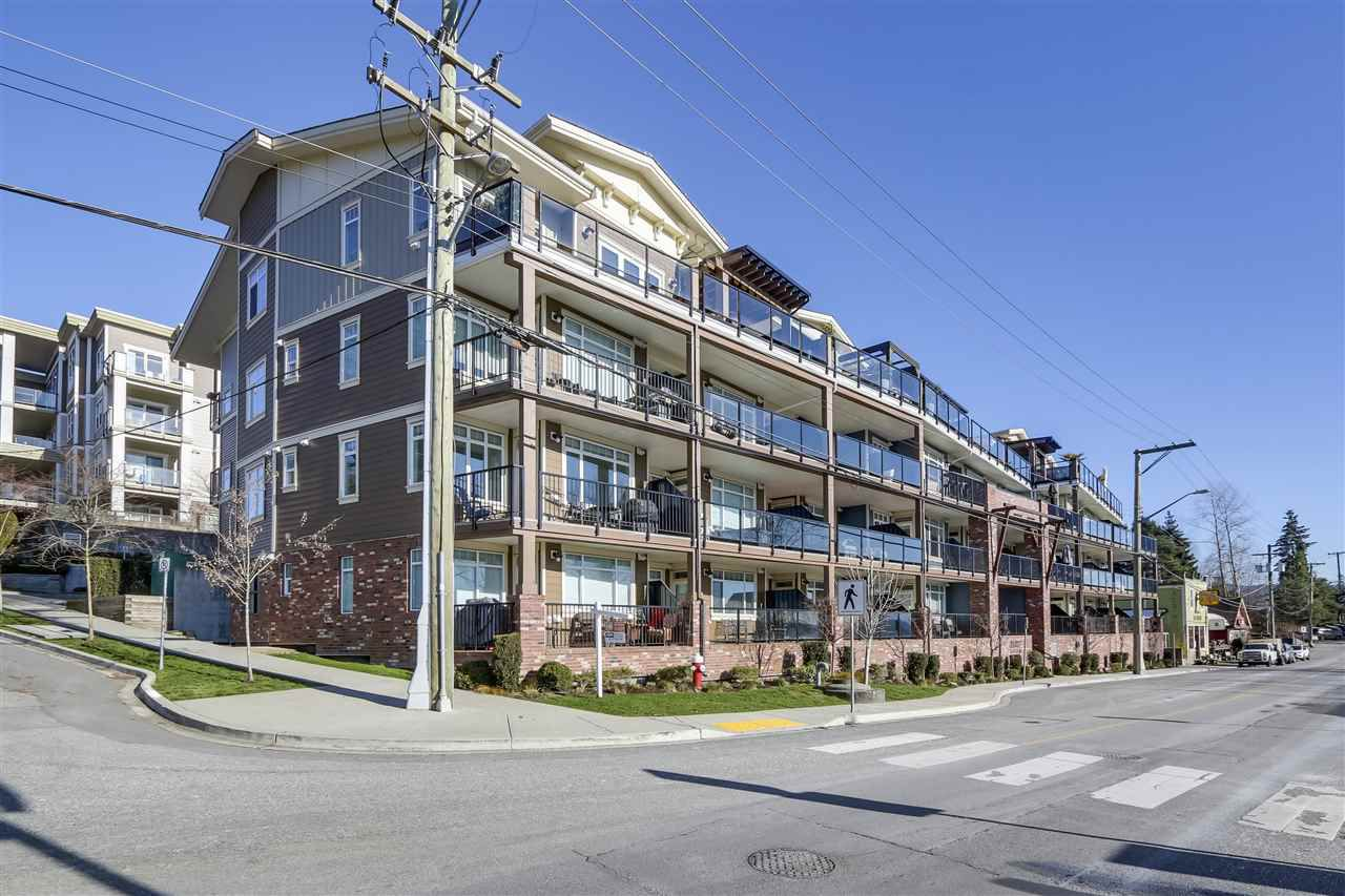 Main Photo: 201 22327 RIVER Road in Maple Ridge: West Central Condo for sale : MLS®# R2338208