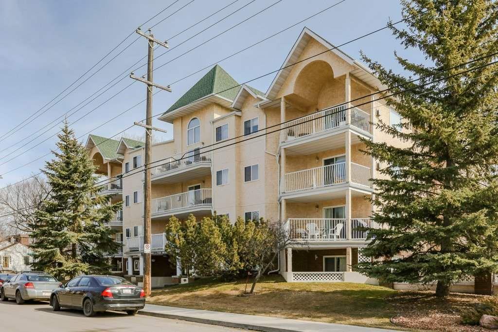 Main Photo: 301 7725 108 Street in Edmonton: Zone 15 Condo for sale : MLS®# E4150130