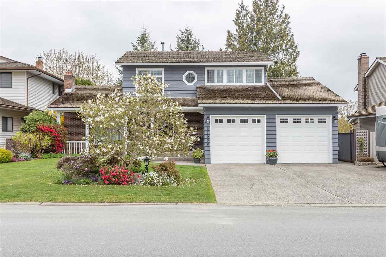 Main Photo: 33005 BANFF Place in Abbotsford: Central Abbotsford House for sale : MLS®# R2357836