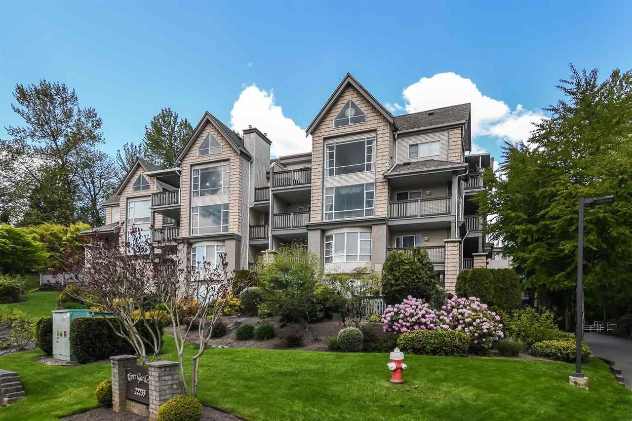 Main Photo: 202 22233 RIVER Road in Maple Ridge: West Central Condo for sale : MLS®# R2364242