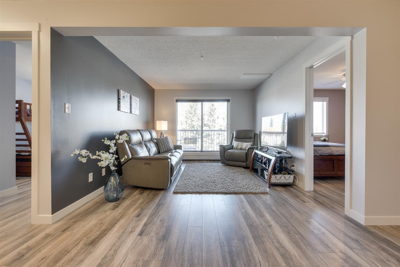 Main Photo: 326 1180 Hyndman Road in Edmonton: Zone 35 Condo for sale : MLS®# E4155993