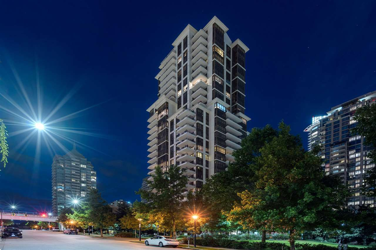 """Main Photo: 2302 2088 MADISON Avenue in Burnaby: Brentwood Park Condo for sale in """"FRESCO"""" (Burnaby North)  : MLS®# R2386895"""