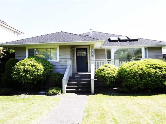 Main Photo: 1256 W 47TH Avenue in Vancouver: South Granville House for sale (Vancouver West)  : MLS®# V905214