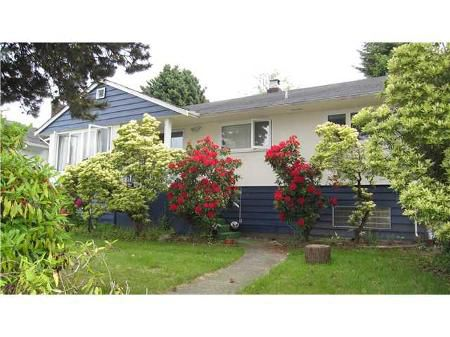 Main Photo: 4450 BURKE ST in Burnaby: House for sale (Central Park BS)  : MLS®# V893357