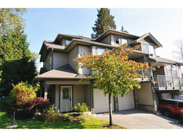 "Main Photo: 2 23281 KANAKA Way in Maple Ridge: Cottonwood MR Townhouse for sale in ""WOODRIDGE"" : MLS®# V1032160"