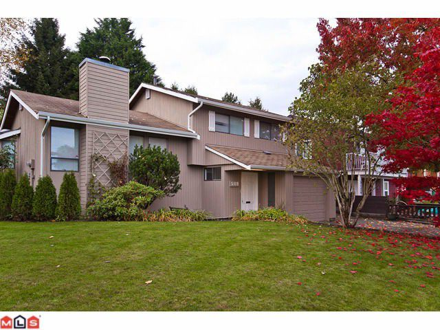Main Photo: 5119  206TH ST in Langley: Langley City House for sale : MLS®# F1127252