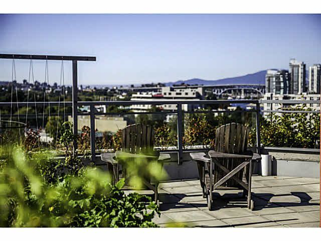 "Main Photo: 405 495 W 6TH Avenue in Vancouver: False Creek Condo for sale in ""LOFT 495"" (Vancouver West)  : MLS®# V1089822"