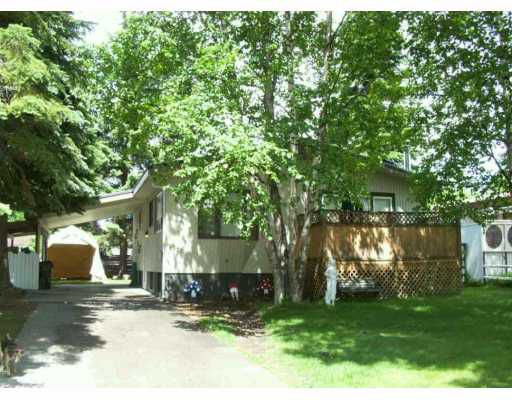 """Main Photo: 232 LAUREL Crescent in Prince George: Westwood House for sale in """"WESTWOOD"""" (PG City West (Zone 71))  : MLS®# N166138"""