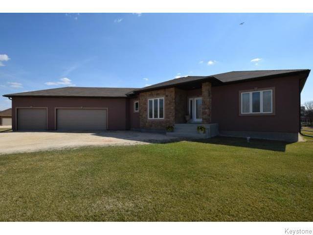 Main Photo: 6 Westman Drive in STANDREWS: Clandeboye / Lockport / Petersfield Residential for sale (Winnipeg area)  : MLS®# 1510560