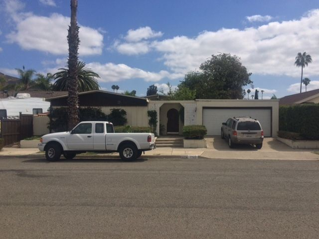 Main Photo: SAN CARLOS House for sale : 4 bedrooms : 7762 Topaz Lake Ave in San Diego
