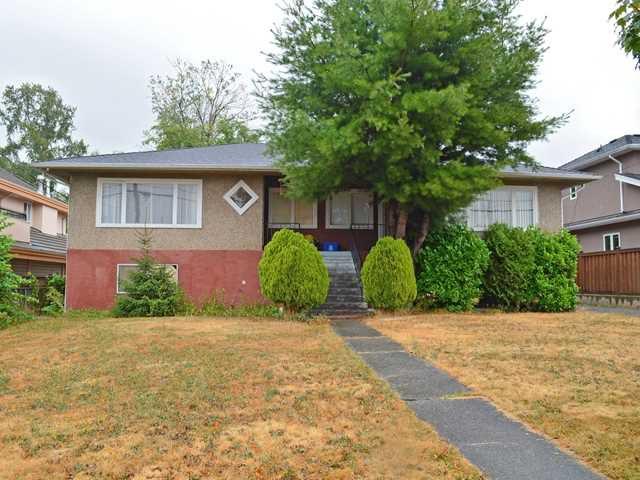 """Main Photo: 6484 - 6486 BRANTFORD Avenue in Burnaby: Upper Deer Lake House Duplex for sale in """"UPPER DEER LAKE"""" (Burnaby South)  : MLS®# V1135951"""