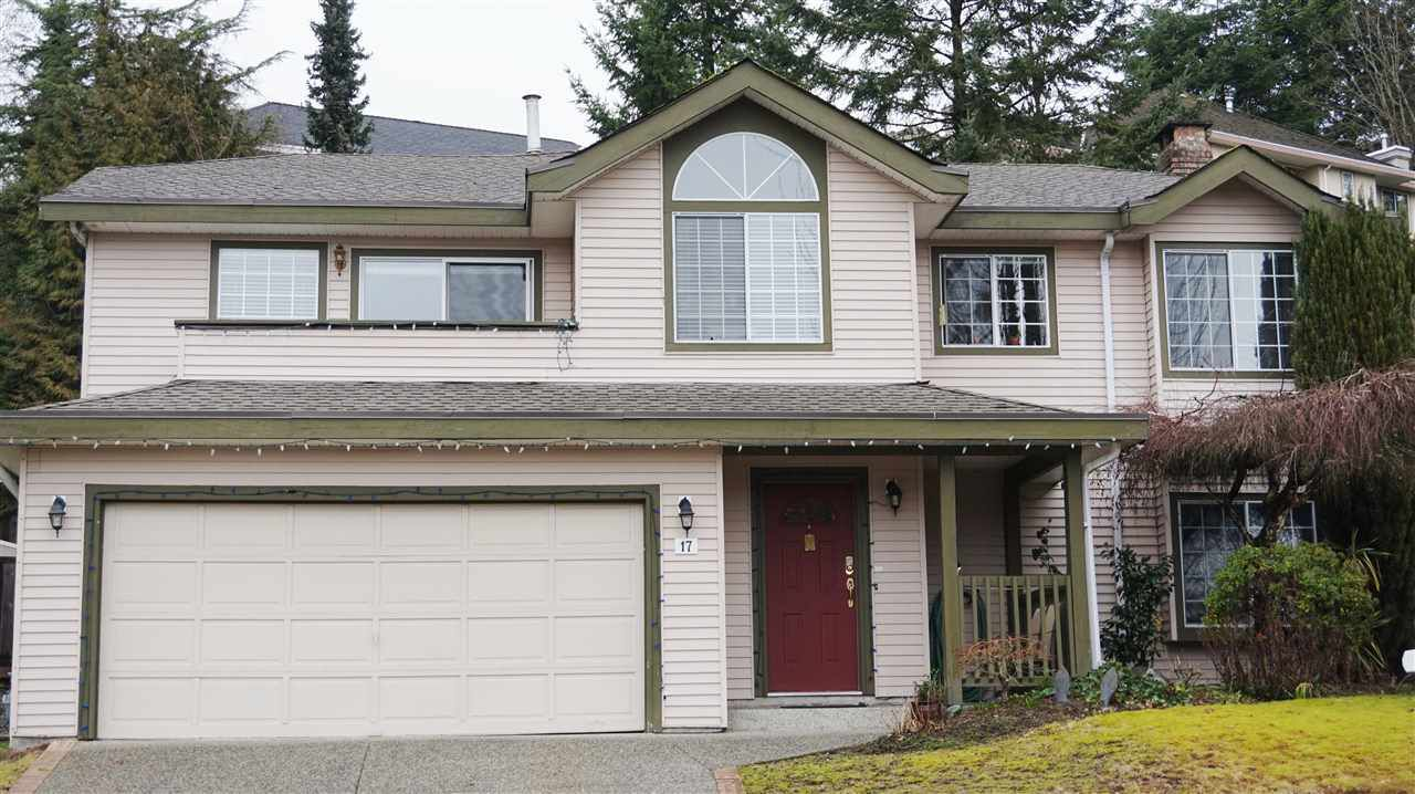 "Main Photo: 17 BRACKENRIDGE Place in Port Moody: Heritage Mountain House for sale in ""HERITAGE MOUNTAIN"" : MLS®# R2033510"