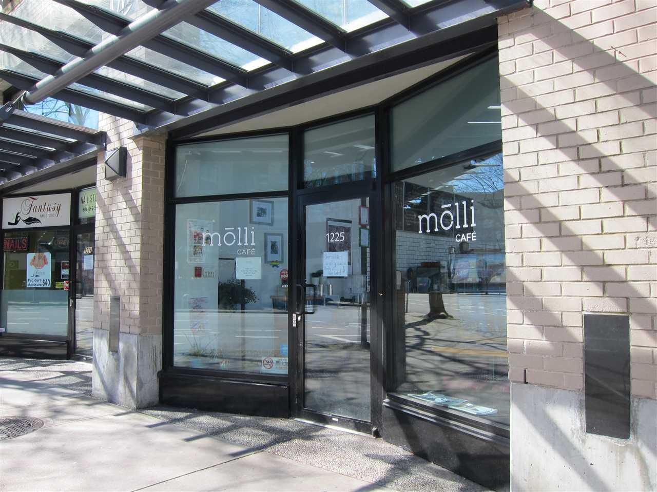 Main Photo: 1225 BURRARD Street in Vancouver: West End VW Commercial for sale (Vancouver West)  : MLS®# C8005811