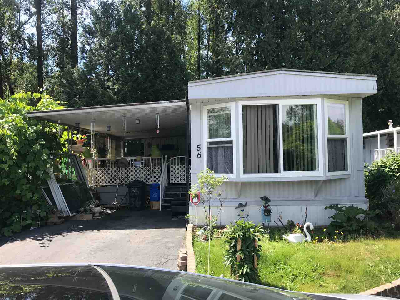 "Main Photo: 56 8220 KING GEORGE Boulevard in Surrey: East Newton Manufactured Home for sale in ""Crestway Bays"" : MLS®# R2187802"