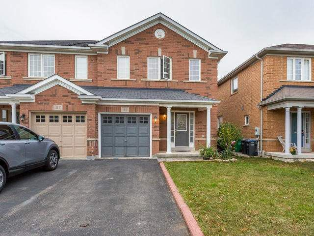 Main Photo: 85 Trumpet Valley Boulevard in Brampton: Fletcher's Meadow House (2-Storey) for sale : MLS®# W3949982
