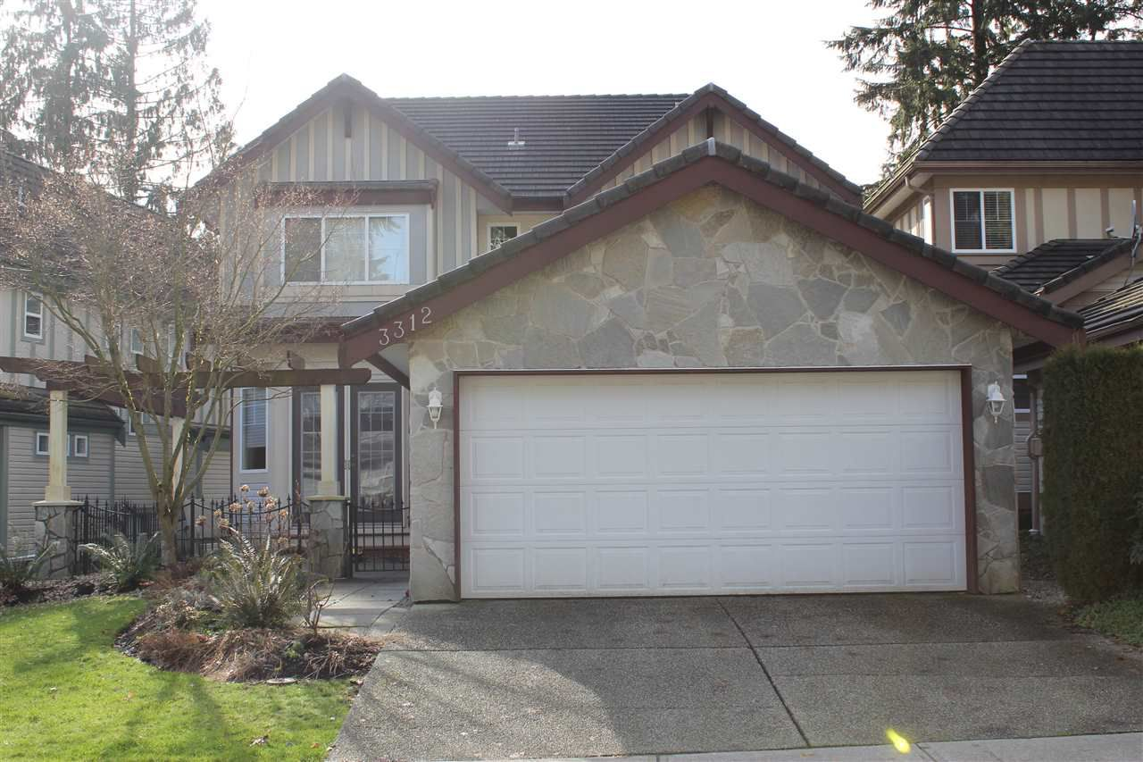 Main Photo: 3312 CHARTWELL GREEN in : Westwood Plateau House for sale : MLS®# R2036711