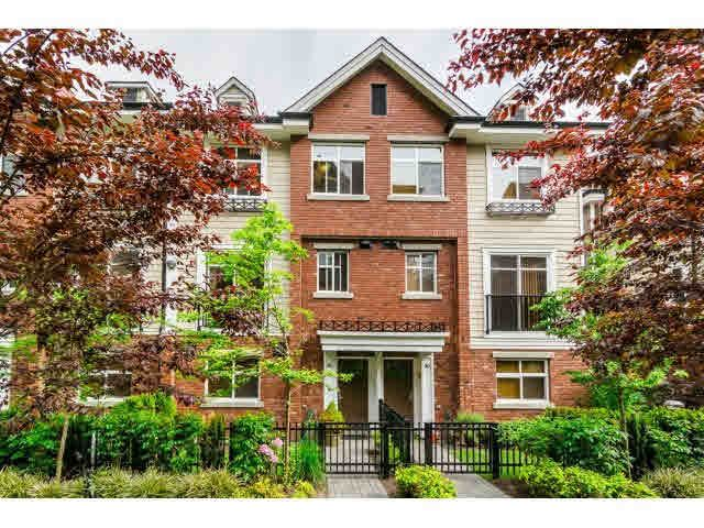 Main Photo: 81 20738 84 AVENUE in : Willoughby Heights Condo for sale (Langley)  : MLS®# F1441899