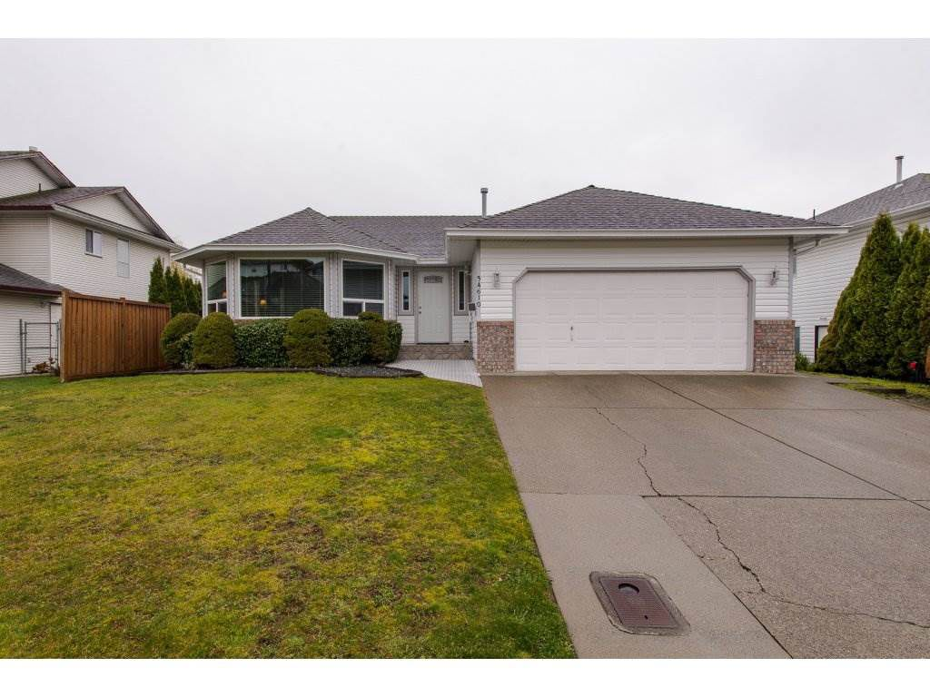 Main Photo: 34610 BALDWIN Road in Abbotsford: Abbotsford East House for sale : MLS®# R2246848