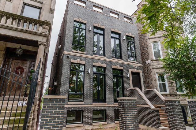 Photo 1: Photos: 863 Mozart Street in CHICAGO: CHI - West Town Single Family Home for sale ()  : MLS®# 09885025