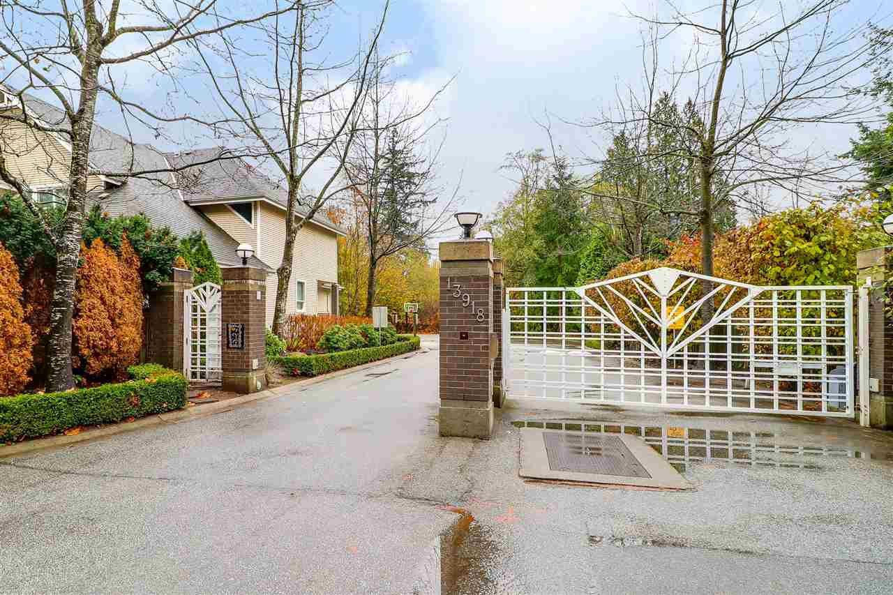 Main Photo: 36 13918 58 AVENUE in : Panorama Ridge Townhouse for sale : MLS®# R2239388
