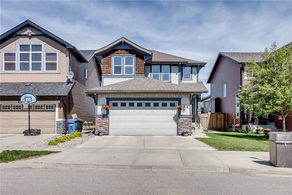 Main Photo: 829 AUBURN BAY Boulevard SE in Calgary: Auburn Bay House for sale : MLS®# C4187520