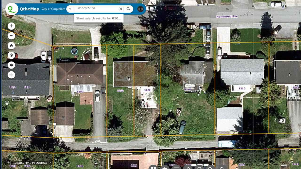 Main Photo: 1204 HAMMOND Avenue in Coquitlam: Maillardville House for sale : MLS®# R2303398